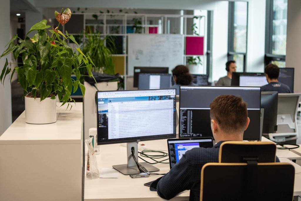 Kiwi.com prague office